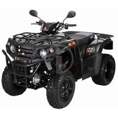 Utility ATV 4WD  - Crossland 400X4