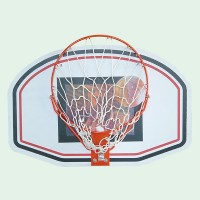 Backboard/hoop ring