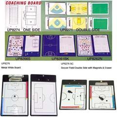 Plastic Eraser Coaching Board