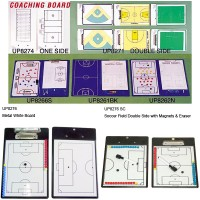 Plastic Eraser Coaching Board