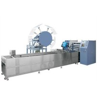 Automatic Curved Surface Transfer Printing Machine