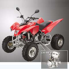 ATV  Series-NEW RAM 500