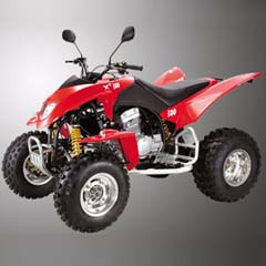 ATV Series-NEW STG 300