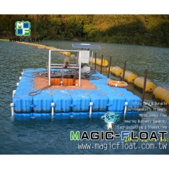 Water Testing Platform with Solar Power