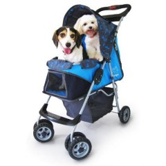 Pet Stroller - Animal Print FS910-BP