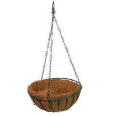 1/2Coconut fiber pot-soft AJ2A