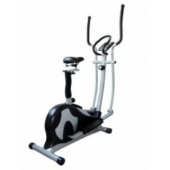 ELLIPTICAL TRAINER WITH SEAT