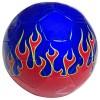 Firey Soccer Ball