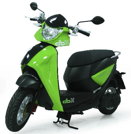 Electric motorcycle(dbx)