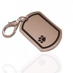 Pet ID Tag (Stainless)-FU0727001