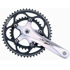 Bicycle Compact Crankset FR650A2 (LASCO)