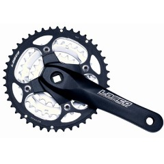 MTB l MTB> 9, 8 speed Chainwheel & Crank Sets FM680A1 (LASCO)