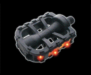 Bicycle Pedals SM-296
