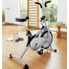 Dual-Action Rower Exercise Bike
