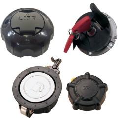 Fuel Tank Cap Lock