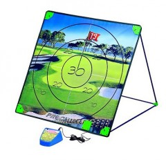 Electronic Golf Chipping and Driving Target