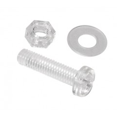 PLASTIC SCREW SET