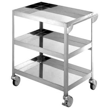 3 SHELVES CART