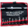 Multi-driver Bit Socket Set