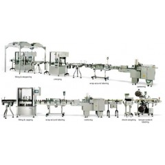 CVC SELL Liquid Packaging Line