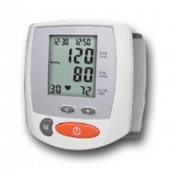Wrist Type BP Monitor
