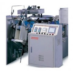Stand up pouch BAG FILLING & SEALING MACHINE