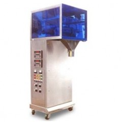 AUTOMATIC COMPUTERIZED WEIGHING FILLING MACHINE