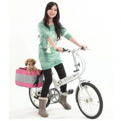 Pet Bicycle Carrier