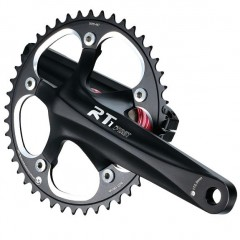 External BB Axle Integrated Single-Chainring Crankset