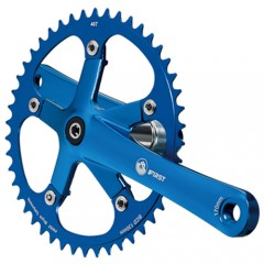 Single-Chainring Square Axle Crankset