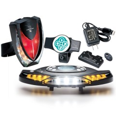Wireless Turn Signal Lightset