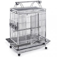 Stainless Steel & Metal Bird Cage - 36x24PP