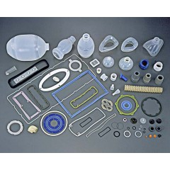 Medical / Electronic Rubber, Silicone parts