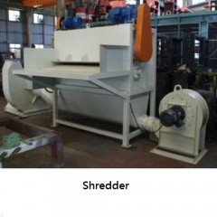 SELL cardboard shredder machine