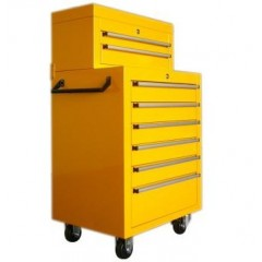 "22""8 Drawer Powder Coated Tool Chest"
