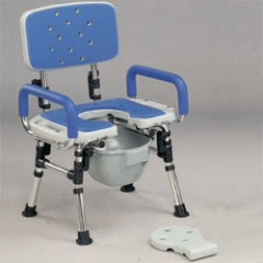 2 in 1 Commode / Shower Chair