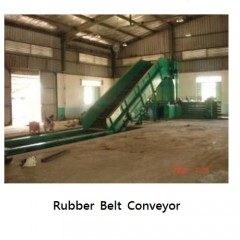 SELL Rubber Belt Conveyor