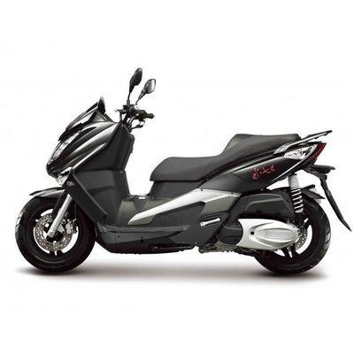 Maxi Scooter Tourer - Elite125/350