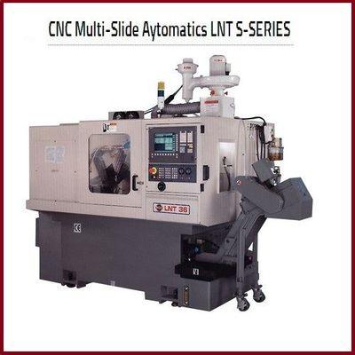 CNC Multi-Slide Aytomatics for LICO Machinery Co., Ltd.