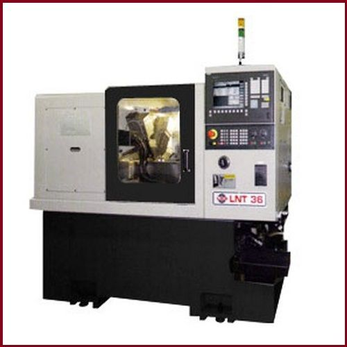 CNC Multi-Slide Automatics (LNT-D) for LICO Machinery Co., Ltd.