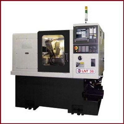 CNC Multi-Slide Automatics (LNT-D) for LICO Machinery Co., Ltd.