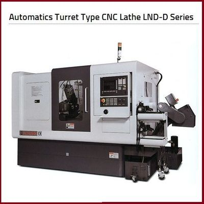 Automatics Turret Type CNC Lathe for LICO Machinery Co., Ltd.