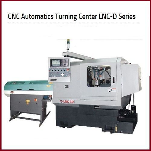 CNC Automatics Turning Center for LICO