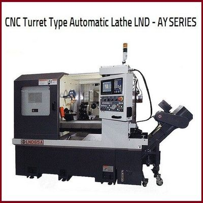 CNC Turret Type Automatic Lathe for LICO Machinery Co., Ltd.