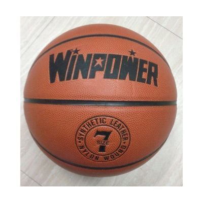 Synthetic Leather Laminated Basketball