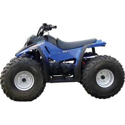 ATVs (All Terrain Vehicles)