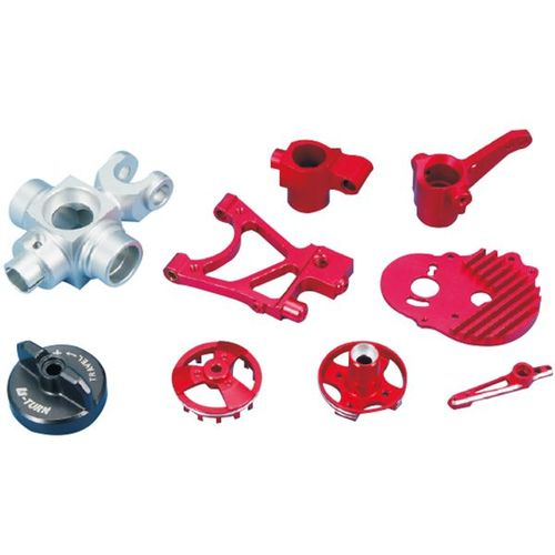 Motor and Radiator Parts