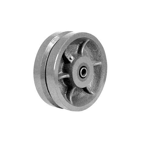 HEAVY DUTY DUCTILE V-GROOVE WHEELS