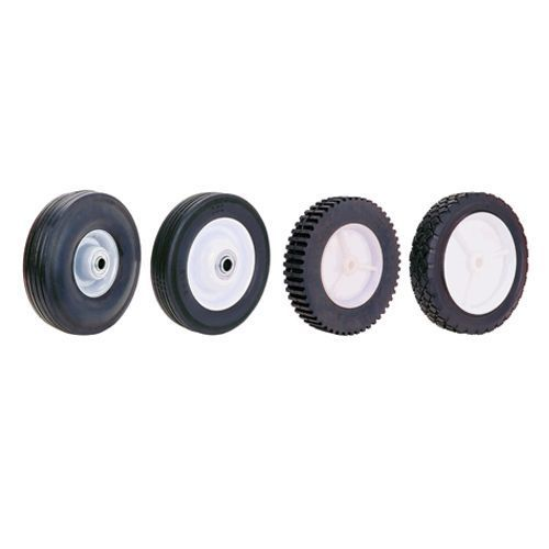 SEMI PNEUMATIC WHEELS