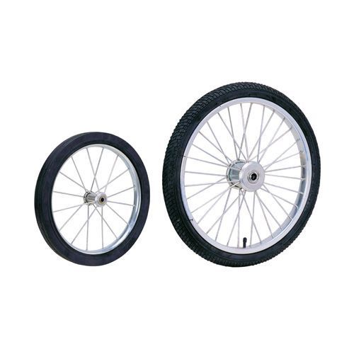 RIVETED SPOKE WHEELS